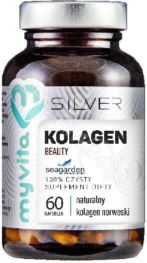 PRONESS MyVita Silver Kolagen Beauty x 60 kaps
