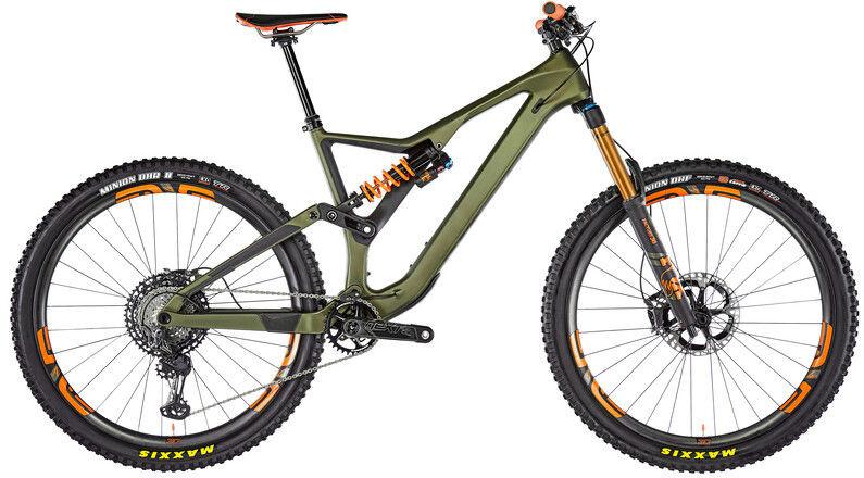 Orbea Rallon M-LTD, green/orange XL 48,3cm (29