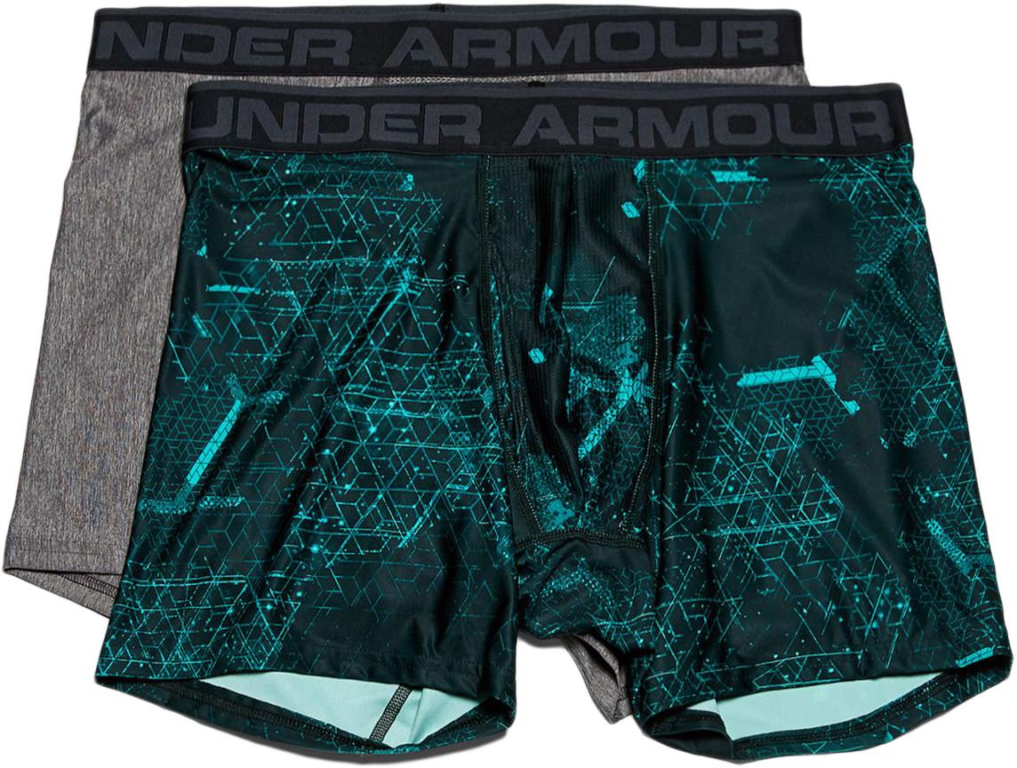 Under Armour Original Series Boxerjock 2-pack 1299994-349