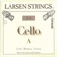Larsen 639577) struna do wiolonczeli D 1/4
