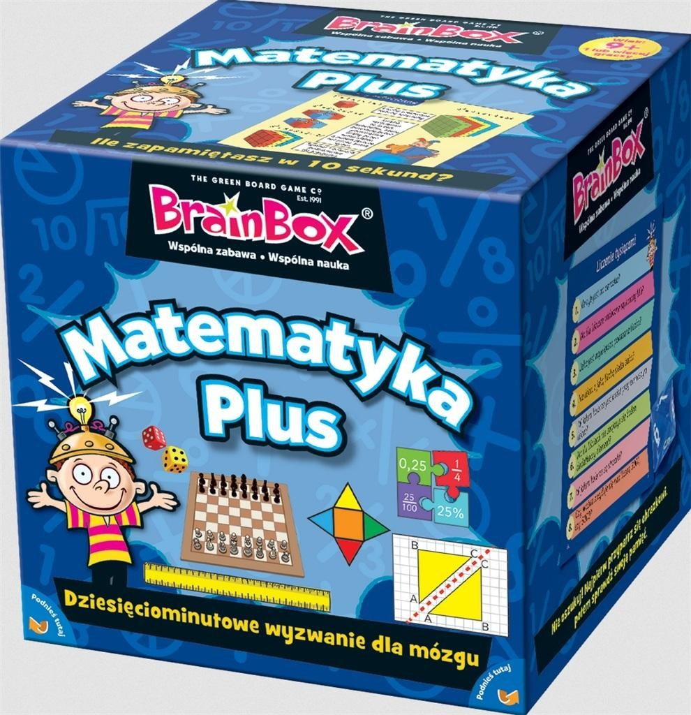 Rebel BrainBox - Matematyka Plus
