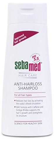 Sebamed Anti odporność na-szampon do włosów, 200 ML 3580750.0