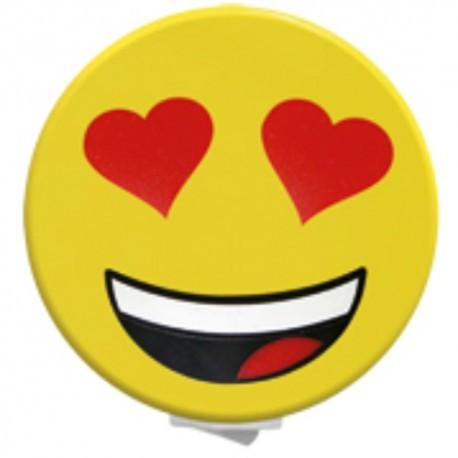 IDEUS Lampka wtykowa nocna EMO LED Heart IDEUS 6300 03630HEART