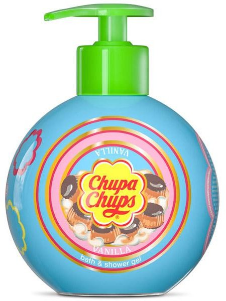 Bi-es płyn do kąpieli Chupa Chups Vanilla 300ml