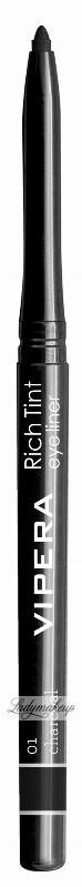 Vipera Rich Tint - EYE LINER - Eyeliner w kredce - 04 - RAW SILK VIPTLWKR-WKR-03
