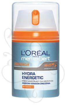 L'Oreal Paris Men Expert Hydra Energetic 25+ Krem nawilżający przeciw oznakom zmęczenia 50 ml 15493-uniw