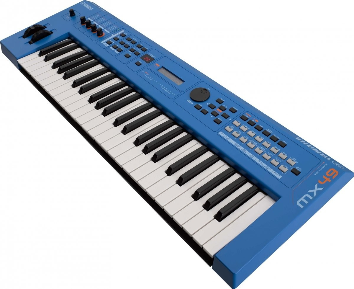 Yamaha MX49 V2 Blue Syntezator