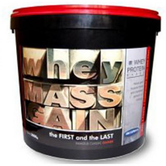 Megabol Whey Mass Gain 20% 3000 g