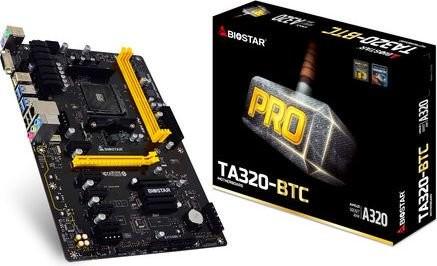 Opinie o Biostar TA320-BTC