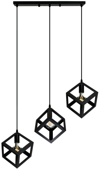 Polux Lampa wisząca 4x20W E27 LED Sweden 310361 SANICO 310361