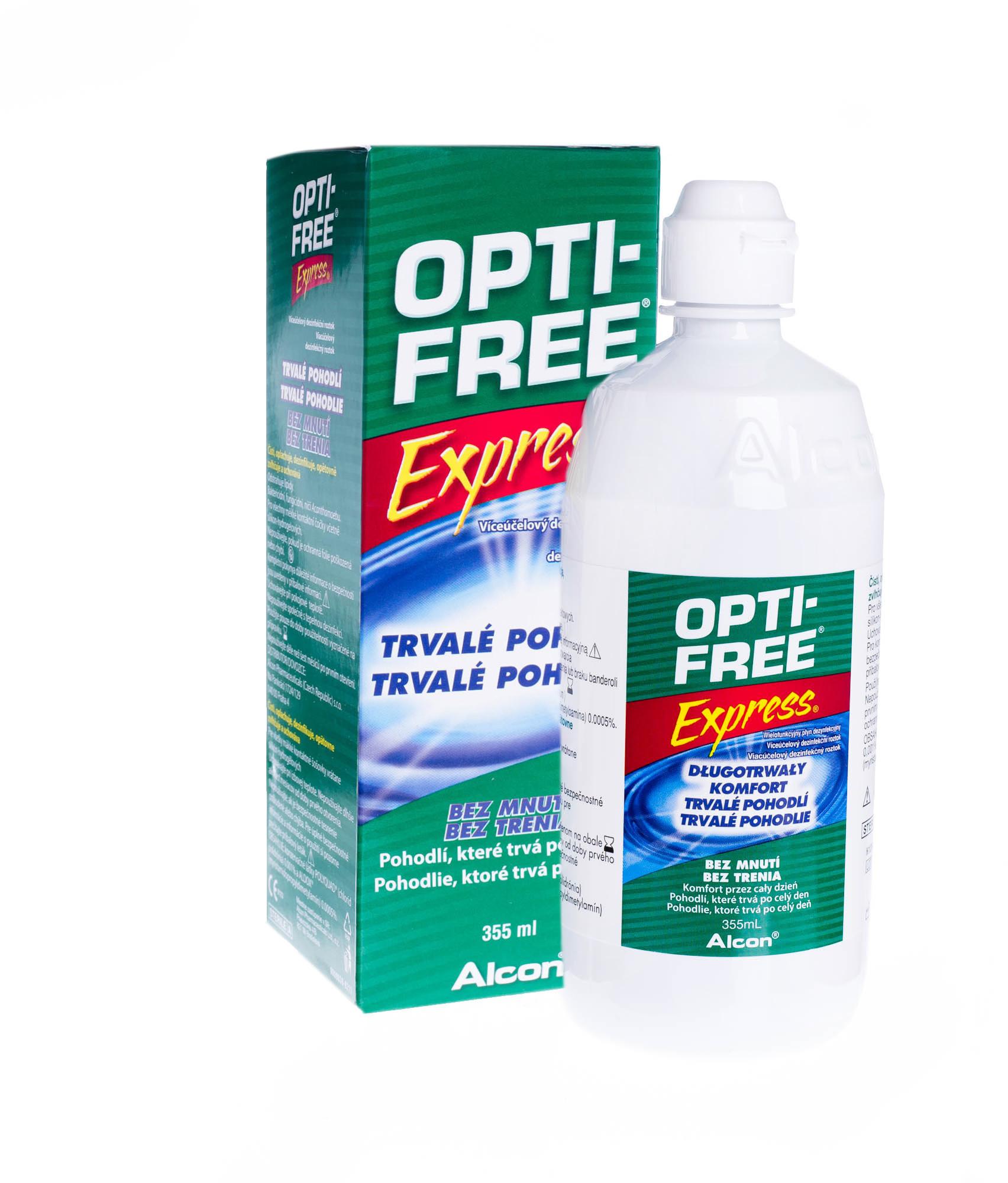 Alcon Opti-Free Express 355 ml