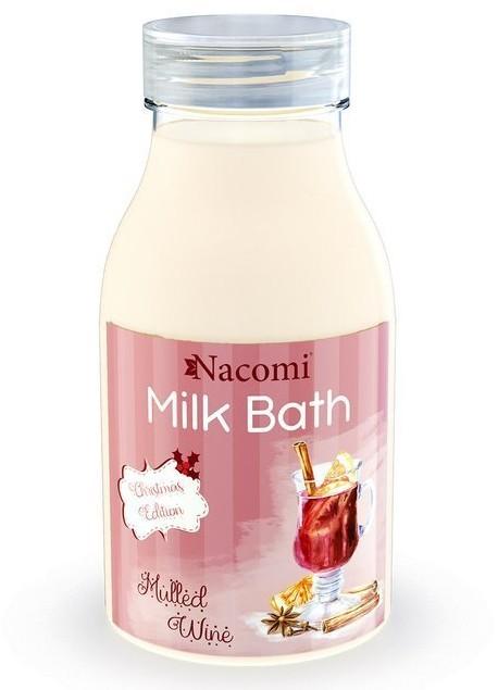 Nacomi Mleko do kąpieli Grzane Wino 300ml 55339-uniw