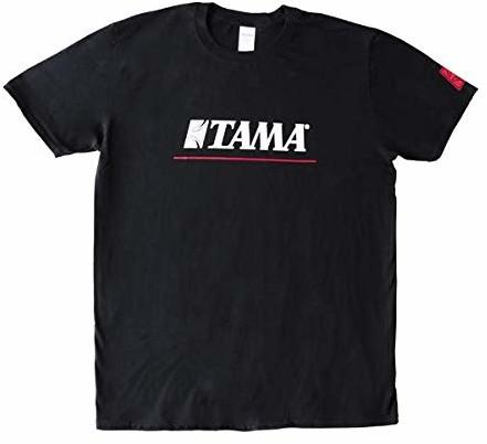 TAMA T-shirt z logo (TAMT003S) TAMT003S