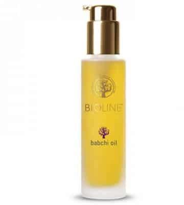 Bioline Olej babchi 100% czysty - problemy skórne, bielactwo 50ml