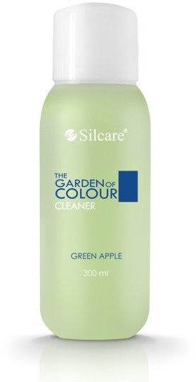Silcare The Garden of Colour Cleaner Green Apple 300ml 78220-uniw