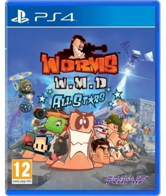 Worms W.M.D (GRA PS4)