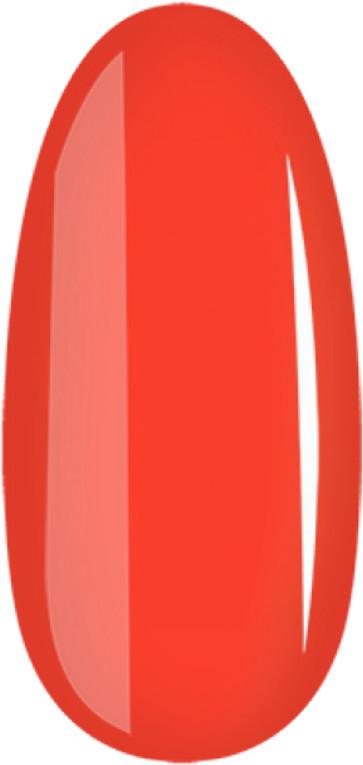 DUOGEL 022 Orange Red - lakier hybrydowy 6ml