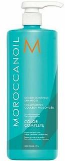 Moroccanoil Color Complete Color Continue Shampoo szampon wzmacniający do włosów farbowanych 1000 ml