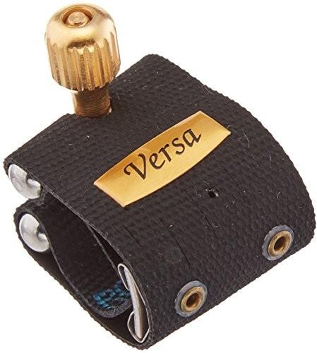 Rovner V-1RXS Ligatura z nasadką do twardej gumy X-mały saksofon sopranowy - złote okucia V-1RXS