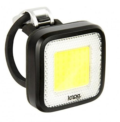 Knog Blinder MOB MR CHIPS-reflektor rowerowy, unisex, dla dorosłych Blinder MOB MR CHIPS, czarny 11712