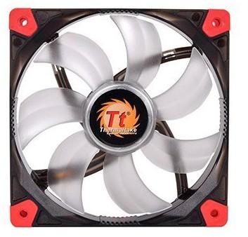 Thermaltake Luna 12 LED Red 120mm (CL-F017-PL12RE-A)