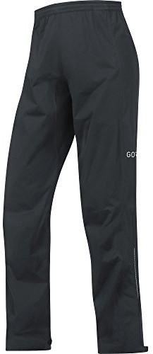 Gore Wear męska wodoodporna długie spodnie na rower, C3 Tex Active Pants, rozmiar: S, kolor: Czarna,,,,, 100035, czarny, xxl 100035990007