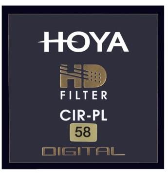 Hoya CIR-POL HD 58 mm