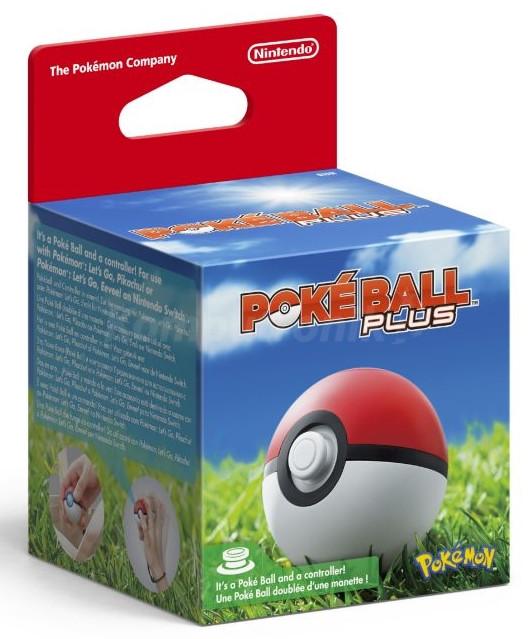 Nintendo Pokeball Plus NS