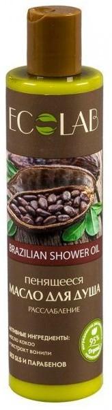 EO LABORATORIE EOLAB Brazylijski olej pod prysznic RELAKSUJĄCY 250ml 1234602751