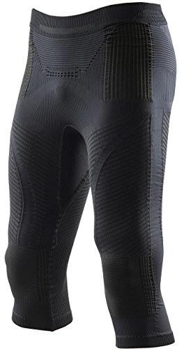 X-Bionic ACC EVO Medium Pants Men black/Black 2017 bieliznę, czarny, L-XL I020241_B026_L/XL
