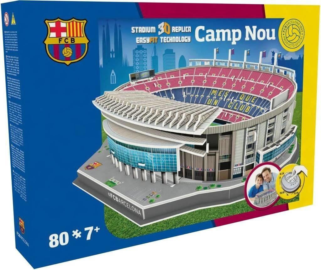 Nanostad Puzzle 3D Model stadionu Camp Nou (FC Barcelona) 34452 34452