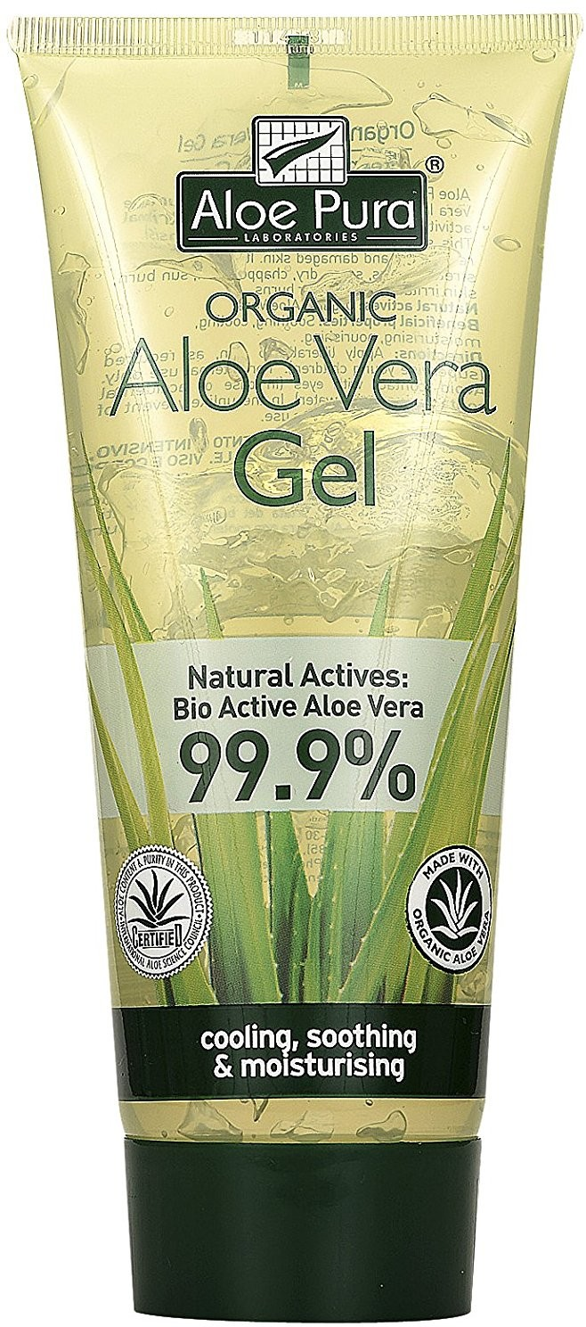 Aloe Vera Bio Żel aloesowy 99,9% Optima 200ml