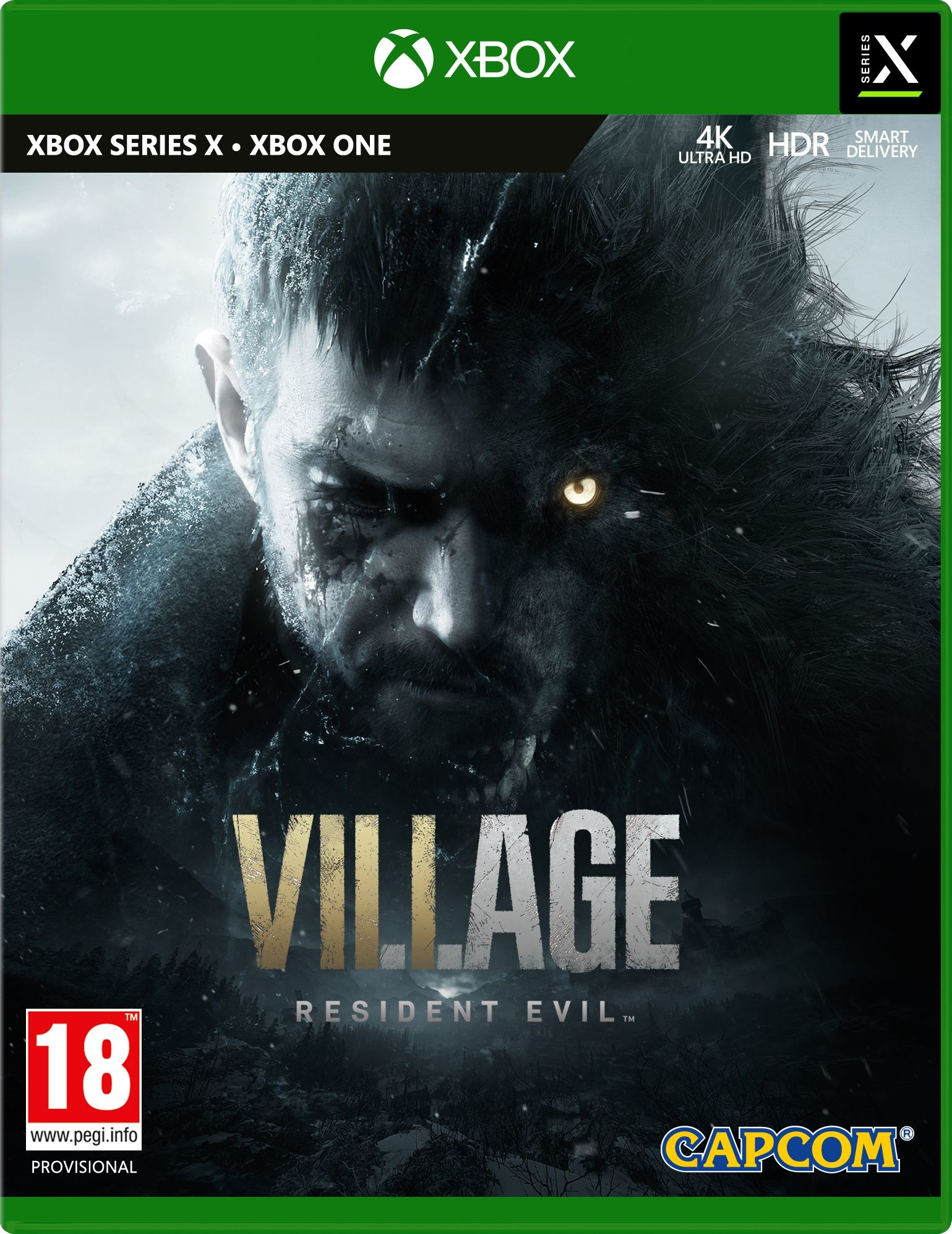 Resident Evil Village (GRA XBOX ONE / XBOX SERIES X)