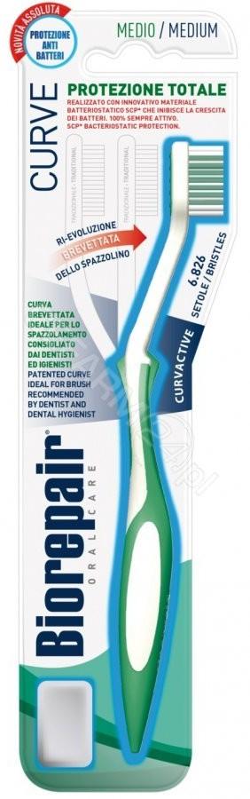Biorepair Pro-Clean szczoteczka do zębów medium Oral Care