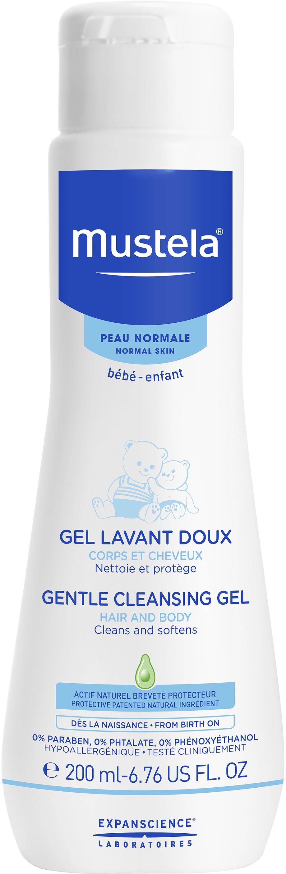 Mustela Bebe-Enfant, delikatny żel do mycia, 200 ml Duży wybór produktów | Dostawa kurierem DHL za 10.90zł !!!| Szybka wysyłka do 2 dni roboczych! | 7083055