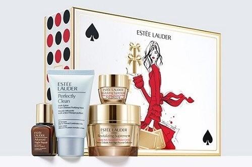 Estee Lauder Revitalizing Supreme+ Global Anti-Aging Cell Power Creme 50ml + Miniatury (50+15+5+30) Zestaw