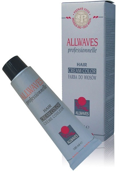 ALLWAVES Farba do włosów 111 Korektor Błękitny 100 ml