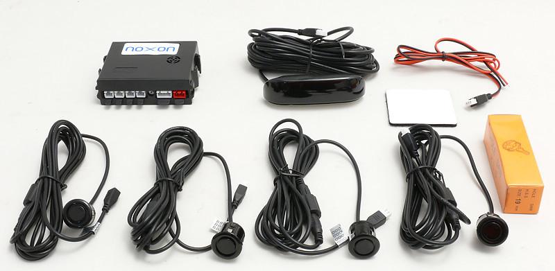 NOXON NOXON 4DW CZUJNIK COFANIA 4-PUNKTOWY z wyświetlaczem LED (4 DW) sensor 19mm + blaszki NOXON_4DW