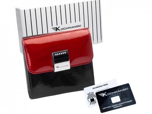Kochmanski Studio Kreacji Studio Kreacji portfel damski skórzany PREMIUM 4160