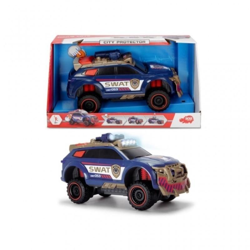 Dickie Toys SWAT Ochrona miasta AS