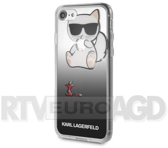 Karl Lagerfeld KLHCI8CFHE iPhone 7/8 przeźroczysty KF000138
