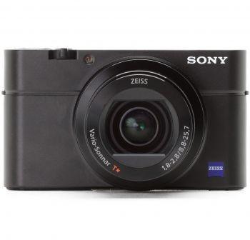 Sony Cyber-shot DSC-RX100 III czarny (DSCRX100M3.CE3)