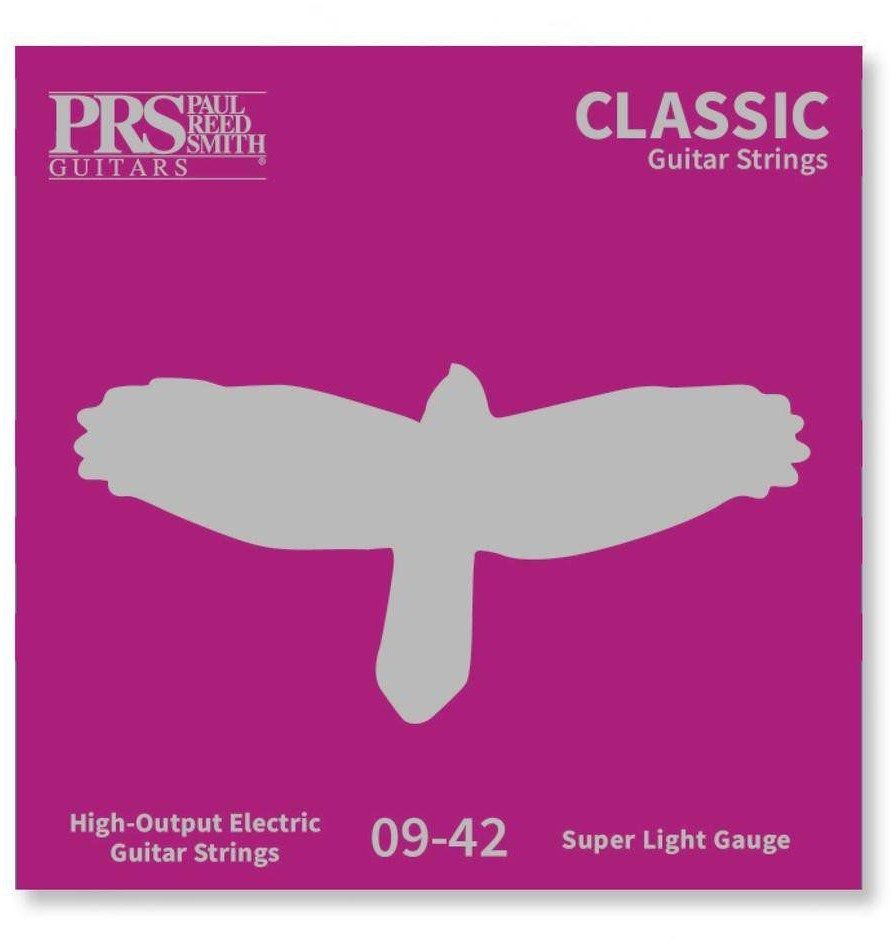 PRS Classic Strings Super Light 9-42 - struny do gitary elektrycznej