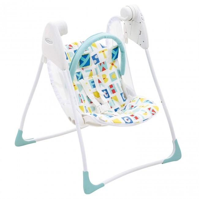 Graco Baby Delight Block Alphabet