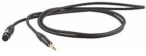 Die Hard Die Hard DHS200LU5 niesymetryczny kabel Jack 6,3 mm mono - żeńskie XLR 3P ONEHERO 5m DHS200LU5