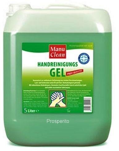 Clean EILFIX MANU żel do mycia rąk 5L mycia mocno zabrudzonych rąk