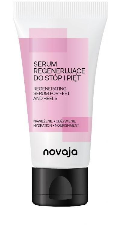 Pharmena SA Novaja Serum regenerujące do stóp i pięt 50 ml