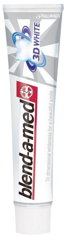 Procter & Gamble pasta do zębów 3D White 100 ml