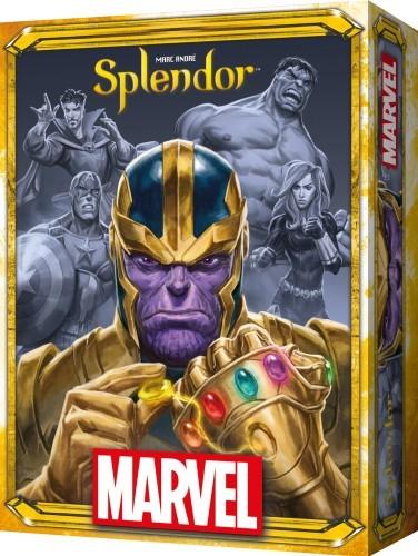 Rebel Splendor Marvel