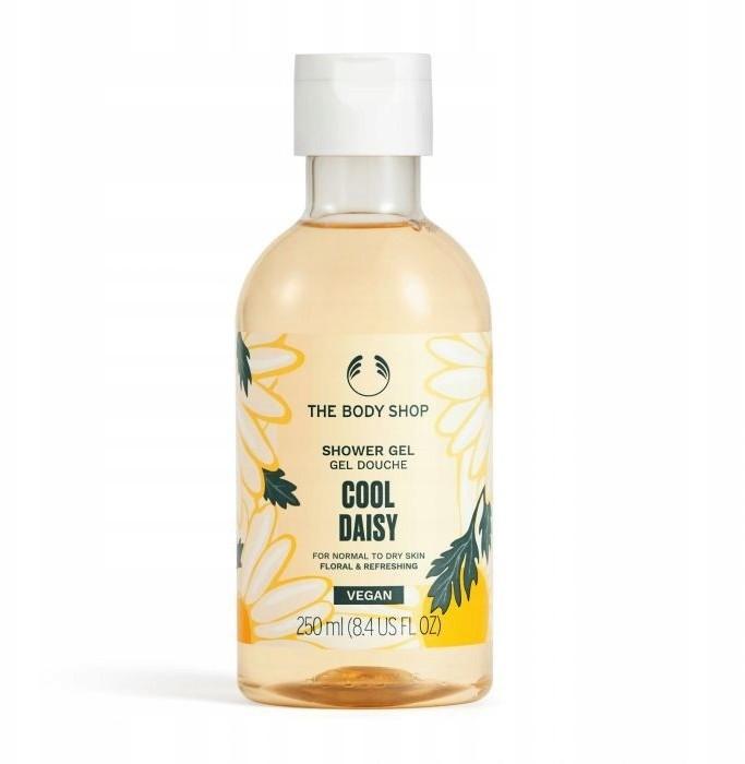 The Body Shop The Body Shop_shower Gel Cool Daisy_polna Stokrotk